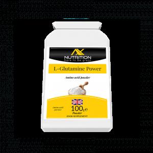 l-glutamine power