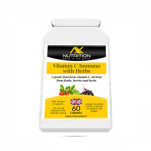 vitamin c immuno with herbs