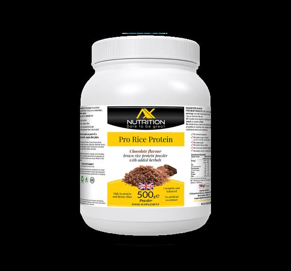 pro rice protein