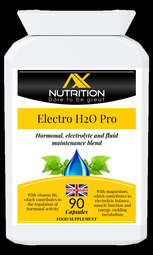 electro h20 pro electrolyte
